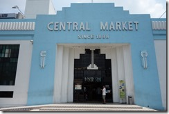 Central Market - Art Deco in Kuala Lumpur