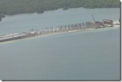 The new bypass for Kuta / Denpasar (Bali) being built