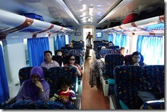 First class travel Java style