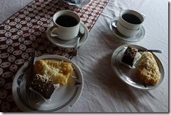 First breakfast