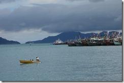 Boats at Kota Kinabalu
