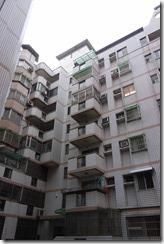 Rob's apartment block