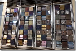 Window shades for the constitutional court