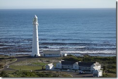 The lighthouse at Kommetjie