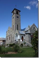 The church in Springbok