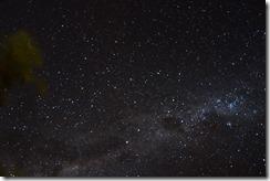 The night sky from Felix Unite, Orange River