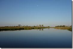 On the Okavango River