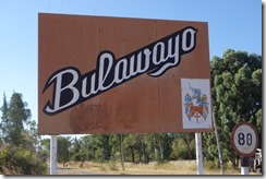 Good to be in Bulawayo