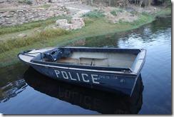 Police boat still in use?