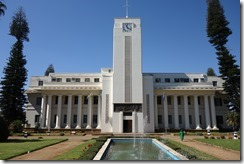 City Hall, Bulawayo