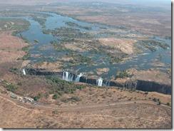Falls in dry season