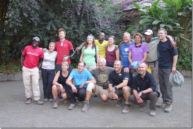 Conquerors of Kilimanjaro