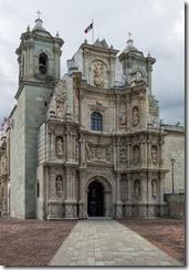The Ex Convento de la Soledad