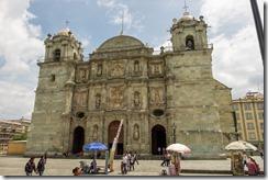 Oaxaca Basilica