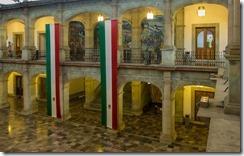 Marble interior of Palacio de Gorbierno