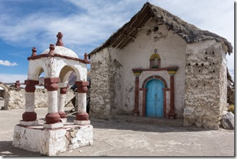 Church at Parinacota
