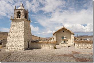 Isolated church