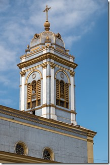 Bell tower on the cathedral