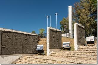 Col Manuel Jose Olascoaga memorial