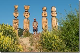 Moai and Dave