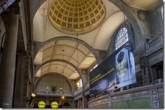 Inside Estacion Retiro