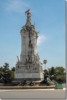 Monument de las Espanoles