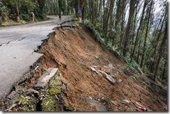 Quite a landslide
