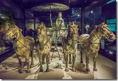 Carriage for the concubines