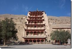 Nine story pagoda - home to a 35m Buddha