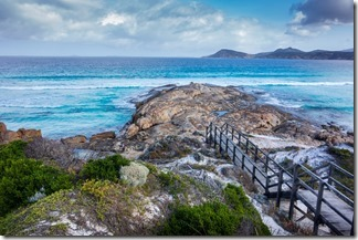 Lucky Bay lookout