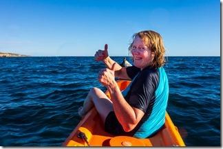 Really enjoying kayaking