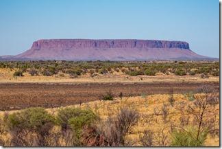 Not Uluru but Fooluru (aka Mt Connor)