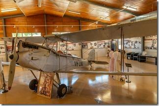 Dr Fenton's original Tiger Moth