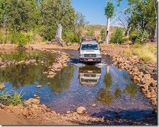 Water crossings, easy!