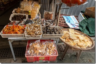 Dried fish anyone?
