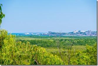 View of Darwin